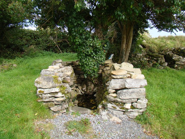 Holy Well at Cappagh