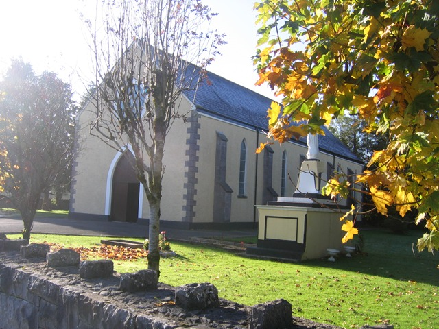 Church Grounds 2013
