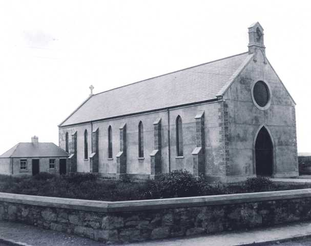 Garrafrauns Church 1913