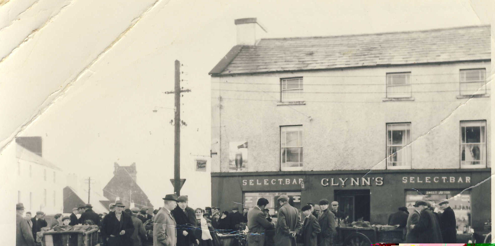 Glynn's at the square of Dunmore
